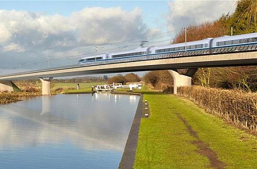 HS2 Phase 2B consultants appointed - International Railway Journal