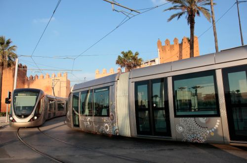 Contract awarded for Rabat light rail extension