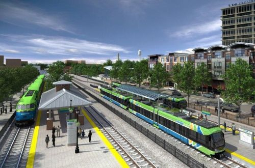 Durham-Orange light rail plan approved - International Railway Journal