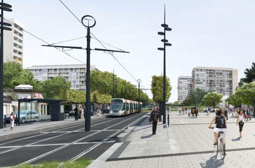 Maine-et-Loire approves Angers tram Line B