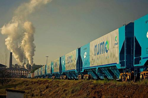 Rumo to install GE Trip Optimizer on locomotive fleet