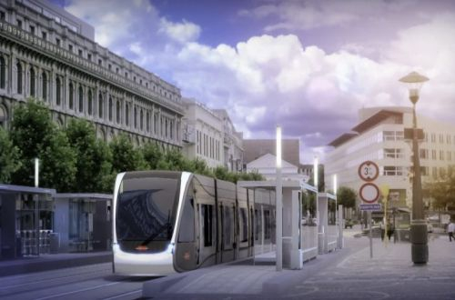 Liége light rail PPP concession approved - International Railway Journal