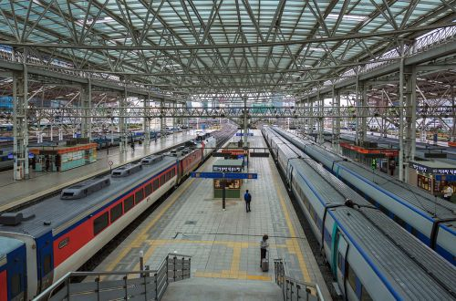 Seoul to build high-speed regional rail network - International Railway Journal