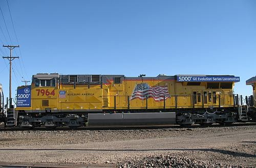 GE rolls out 5000th Evolution Series locomotive