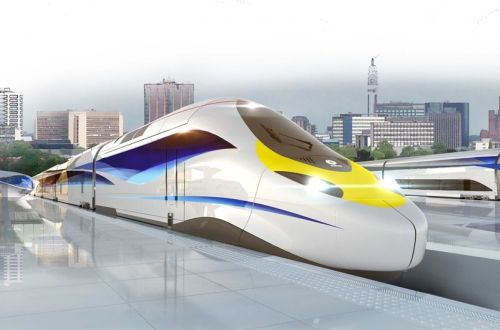 Britain launches HS2 rolling stock procurement