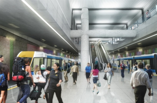 Bids invited for Auckland City Rail Link contract - International Railway Journal