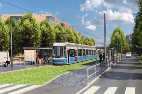 Three to bid for Helsinki - Espoo light rail contract - International Railway Journal