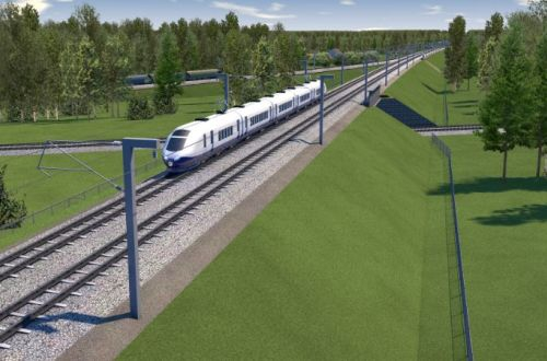 Rail Baltica project presented to G7 transport ministers