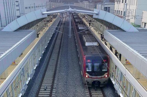 Seoul S Shinbundang Line Reaches Suwon