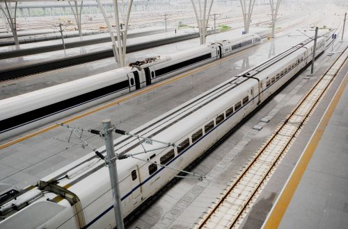Thai cabinet approves high-speed project