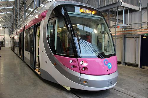 Plans for Midland Metro expansion presented