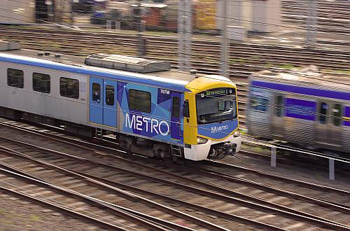 Melbourne Metro high-capacity signalling contract awarded