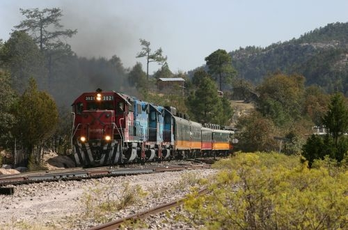 Mexico to invest $US 9 4bn in passenger and freight rail