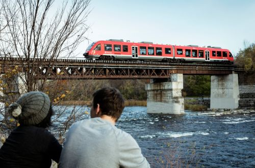 Ottawa seeks bidders for Trillium Line extension - International Railway Journal