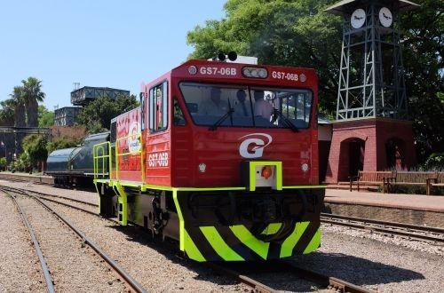 Grindrod unveils new shunter | International Railway Journal