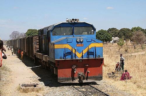 Tanzania launches standard-gauge railway project