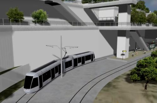 Haifa - Nazareth tram-train project approved - International Railway Journal