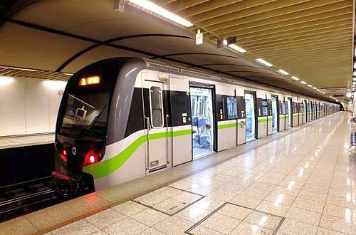 Tendering begins for Athens metro Line 4 - International Railway Journal