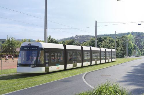 Zürich light rail project gets federal approval