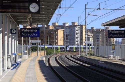 RFI tenders Palermo - Catania upgrading works - International Railway Journal