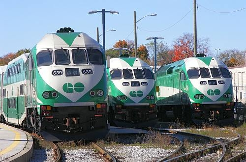 Metrolinx awards RER technical advisory contract