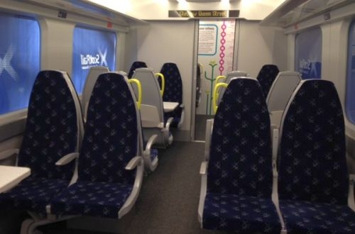 ScotRail previews Hitachi class 385 EMUs | International
