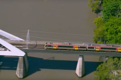 Brisbane Cross River Rail gets go ahead - International Railway Journal