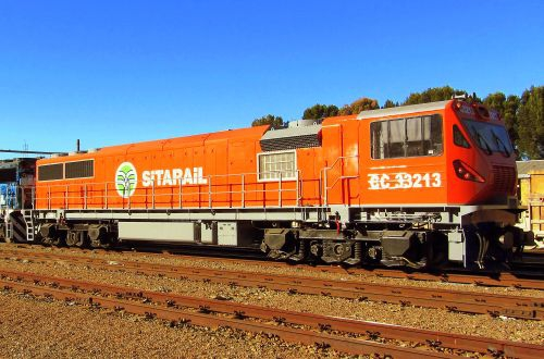 Grindrod to sell locomotive business   International Railway Journal