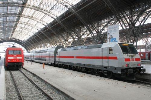 DB double-deck inter-city trains enter service