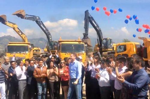 Construction begins on Quito metro | International Railway