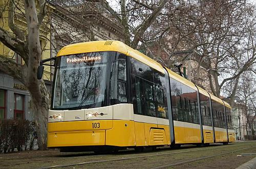 Hungary begins tendering for Szeged tram-train