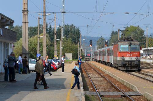 Austria tops EU rail passenger mileage rankings - International Railway Journal