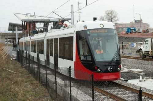 Ottawa expands Stage 2 LRT plan - International Railway Journal