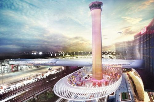RFQ issued for Chicago O'Hare airport express project - International Railway Journal