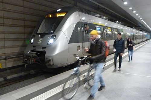 Leipzig proposes new rail tunnels in 2030 strategy - International Railway Journal