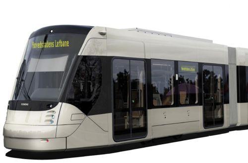 Copenhagen light rail contractors chosen
