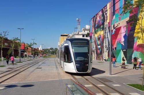Rio de Janeiro starts construction of LRT Line 3