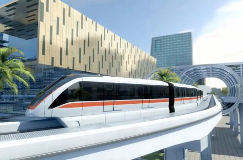 Bangkok Pink Line monorail project consultant appointed - International Railway Journal