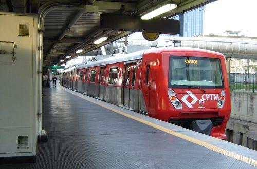 Construction resumes on São Paulo Line 9 extension - International Railway Journal