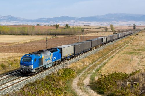 SNCF Logistics takes control of Spanish rail freight