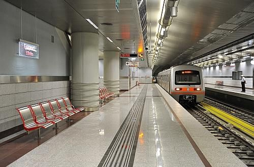 Three bidders shortlisted for Athens metro Line 4 contract
