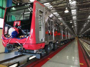 New Santiago metro trains enter service | International
