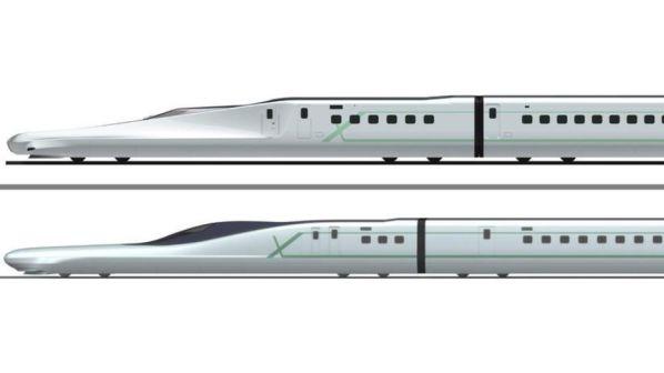 JR East Previews 400kmh Alfa X Shinkansen Test Train