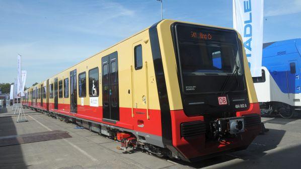 Berlin To Establish S Bahn Vehicle Pool As Competitive Tendering