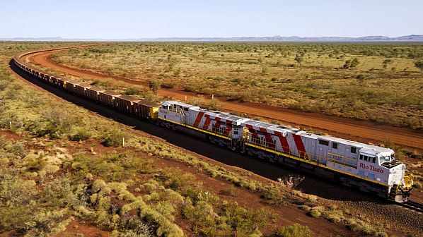 Rio Tinto completes automation of Pilbara rail network