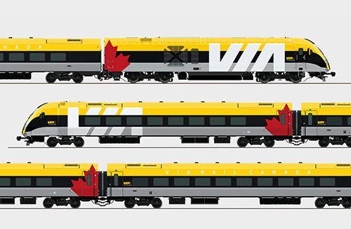 Siemens Via Rail Canada