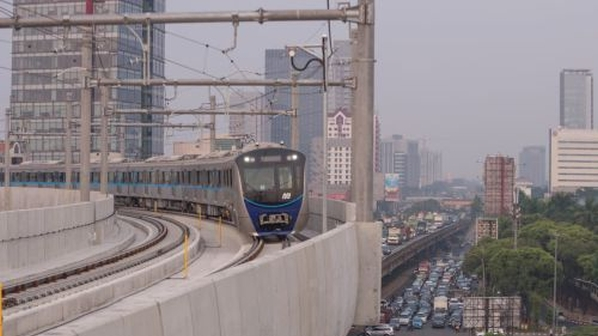 First Tranche Of Mrt Phase 2 Loan Transferred To Jakarta