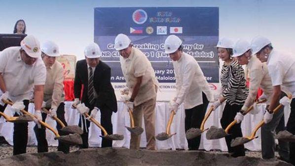 Work starts on Manila North-South Commuter Railway   International