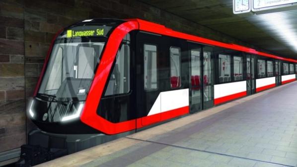 Nuremberg orders additional G1 U-Bahn trains