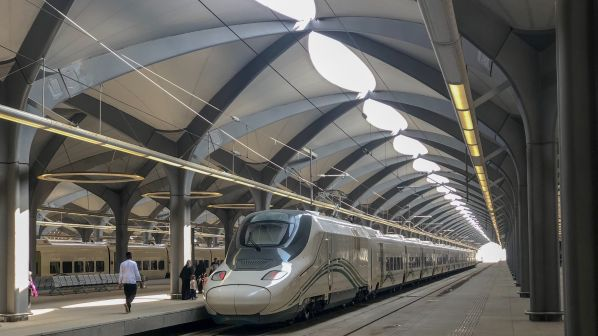 Haramain ridership exceeds expectations - International Railway Journal